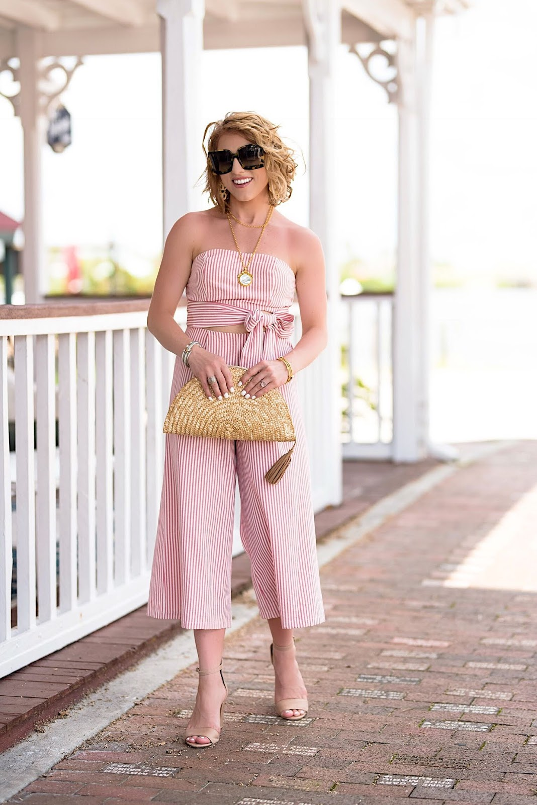 The Perfect Jumpsuit (Even For Petite Girls) - Something Delightful Blog