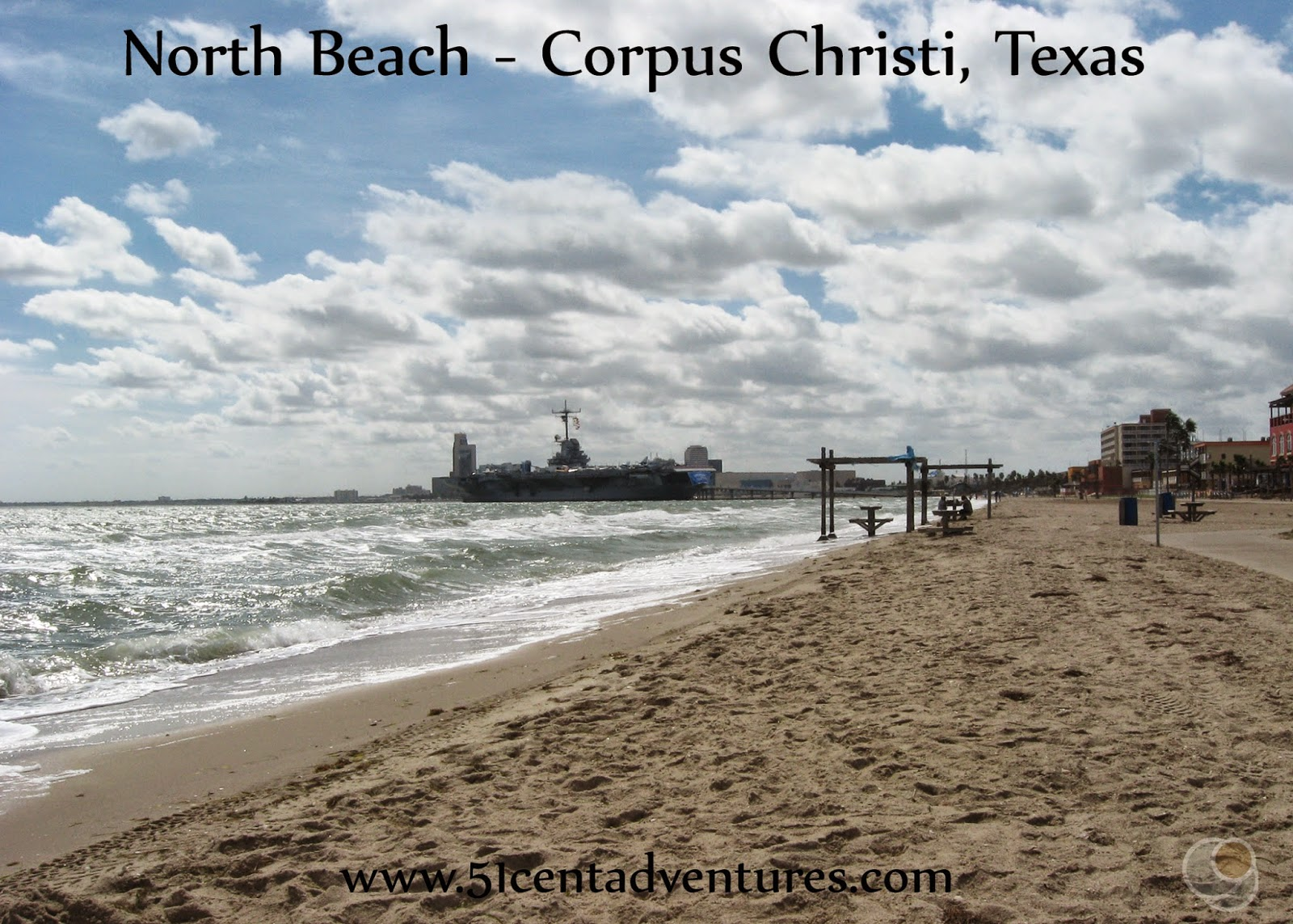 Description The North Beach Area Of Corpus Christi Is A Small Section Land Between Shipping Channel And Nueces Bay