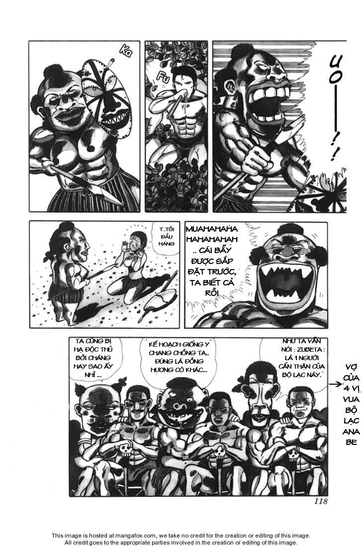 Chúa rừng Ta-chan chapter 15 trang 7