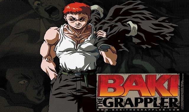 Grappler Baki Batch Episode 01