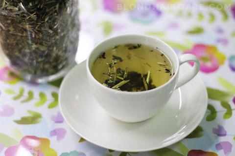 Herbata krzemionkowa dla włosów, skóry i paznokci - czytaj dalej »