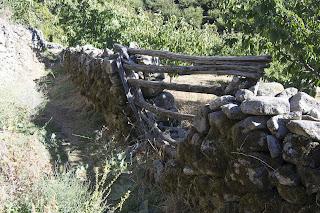 valle del jerte camino de arrieros