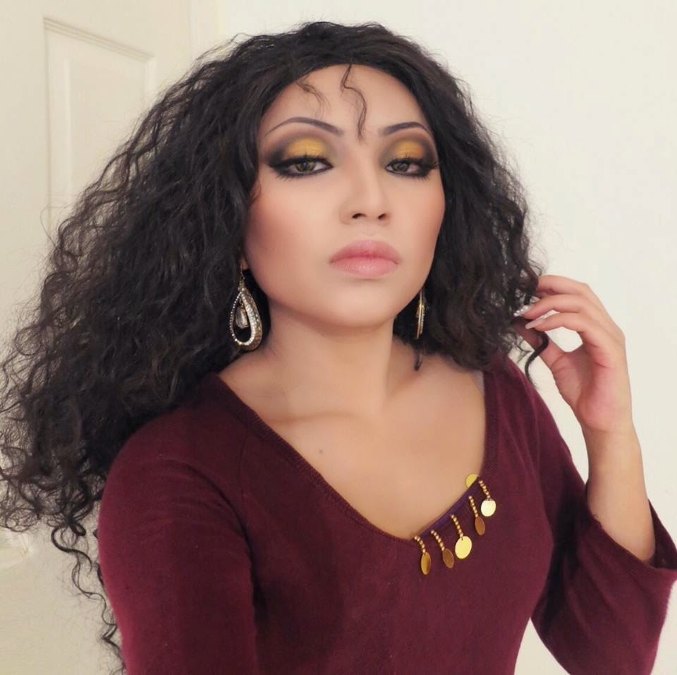 Related Keywords Amp Suggestions For Mother Gothel Makeup