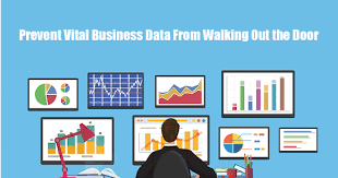 Prevent Vital Business Data From Walking Out the Door