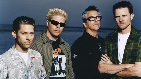 The Offspring in studio recording new EP