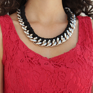 DIY Necklace Makeover