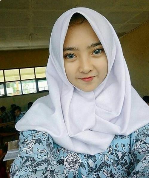 foto gadis berhijab