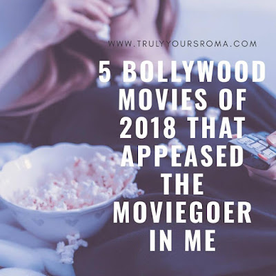 5 Top Bollywood #Movies of 2018