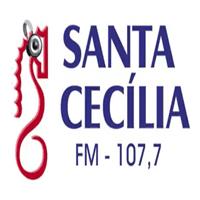 Ouvir agora Rádio Santa Cecília FM 107,7 FM - Santos / SP