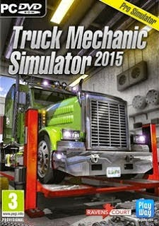 Truck Mechanic Simulator 2015 - PC (Download Completo em Torrent)