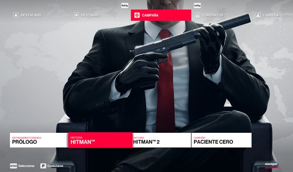 HITMAN 2 Gold Edition PC Full Español