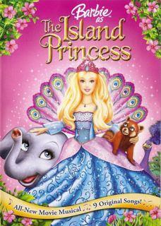 Barbie: La Princesa de la Isla – DVDRIP LATINO