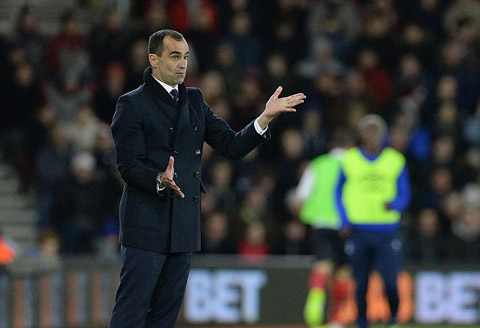 EVERTON - Roberto Martinez