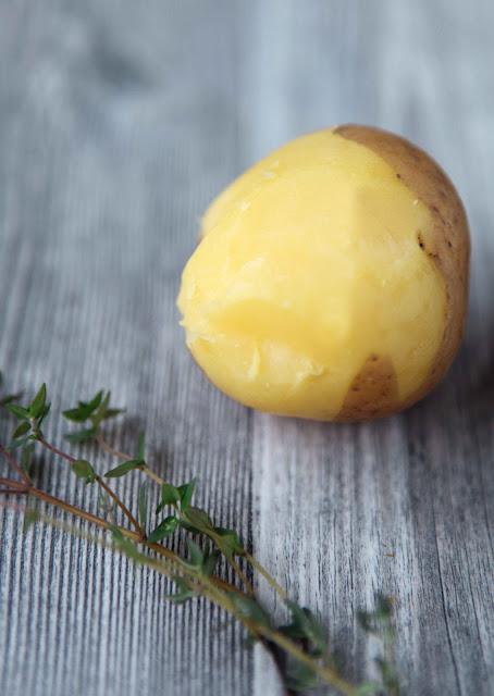 tasty little thyme story