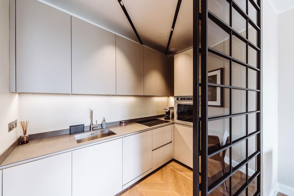 progetto di ristrutturazione e interior design a South Kensington