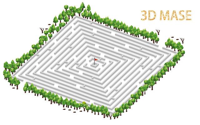 3D Mase