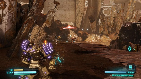 TRANSFORMERS: Rise of the Dark Spark (Region Free) PC Screenshots #6