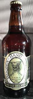 Cornish Buccaneer (Wooden Hand Brewery)