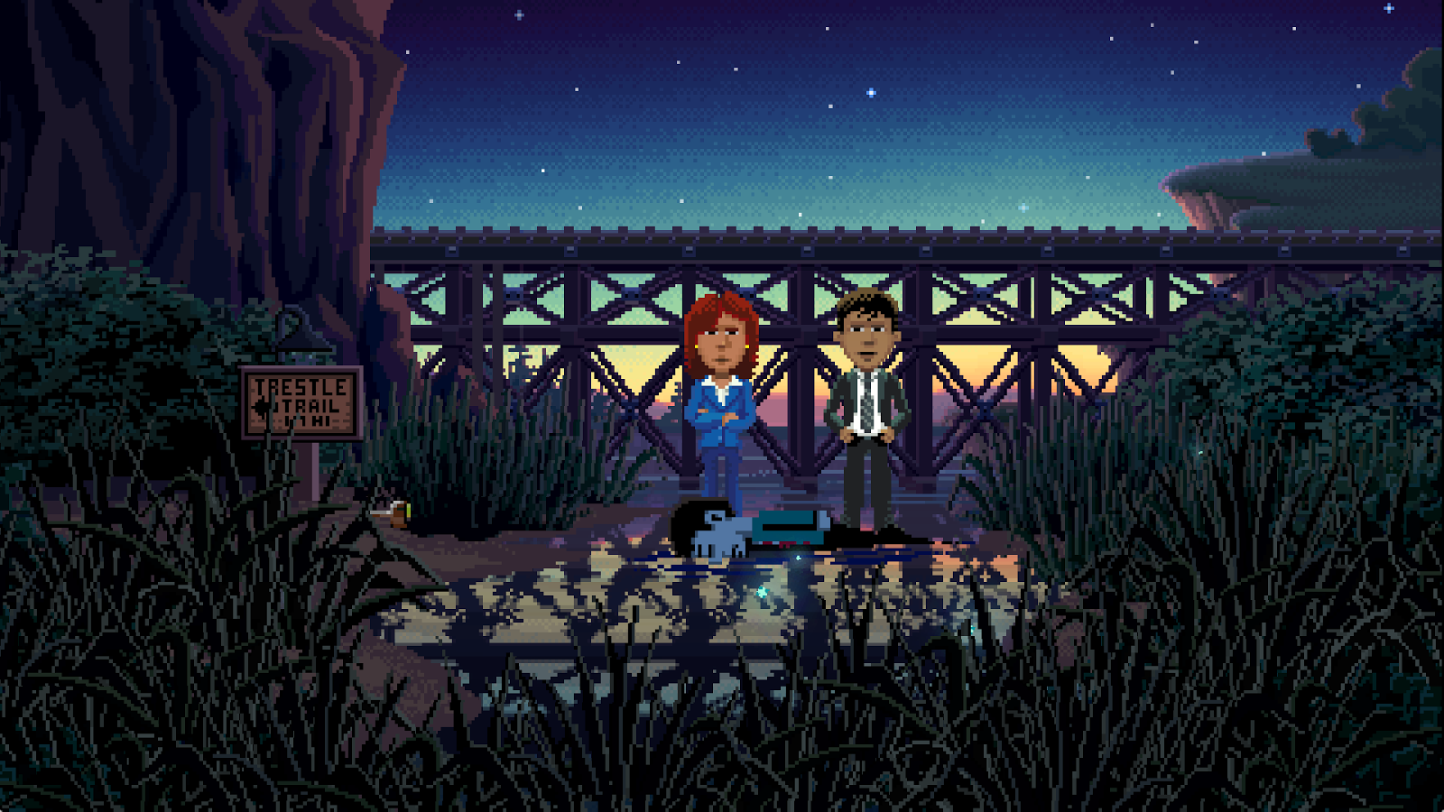 Thimbleweed Park llegará a PC y Xbox One el 30 de marzo