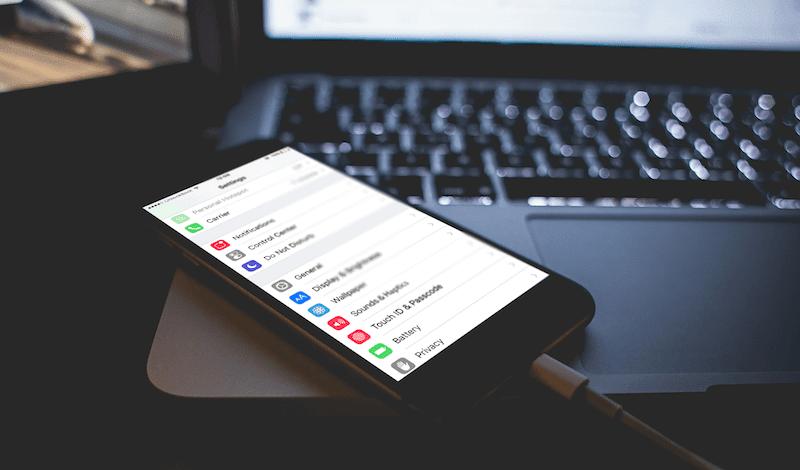 enable haptic feedback on iphone
