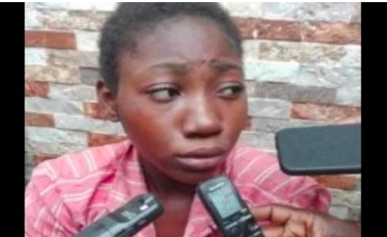 Nigeria: A 14-year-old servant kills her boss in her sleep