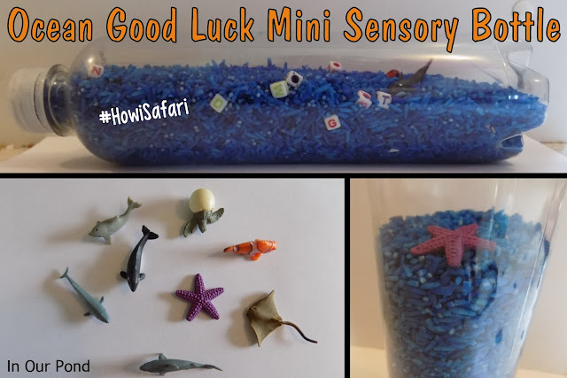 DIY Sensory Toys  #travel  #autism  #sensory  #kids  #DIY  #howisafari  #sensorybottle