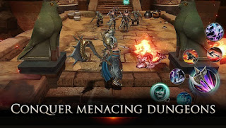 Download Darkness Rises APK MOD for Android by Nexon