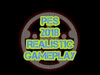 PES 2018 Realistic Gameplay V1.3 dari Nesa24