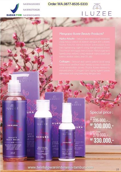 Special Price Maret 2018, Iluzee