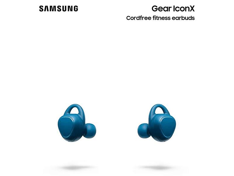 Gear IconX wireless earbuds