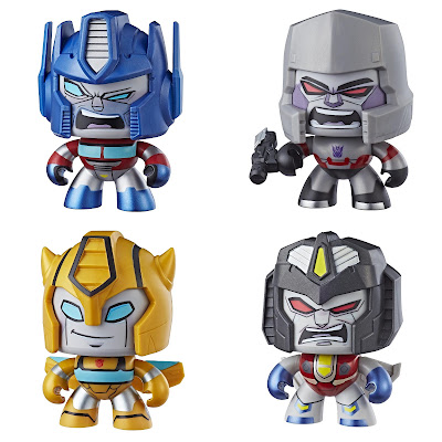 Transformers Mighty Muggs Mini Figure Series 1 by Hasbro