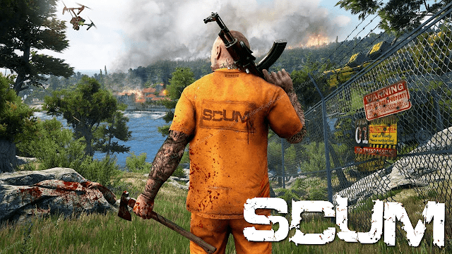 Link Download Game SCUM (SCUM Free Download)