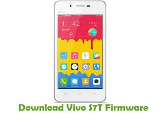 Firmware Vivo S7T MT6575