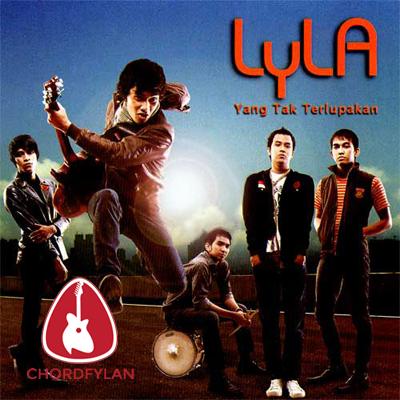 Lirik dan chord Takkan Ada - Lyla
