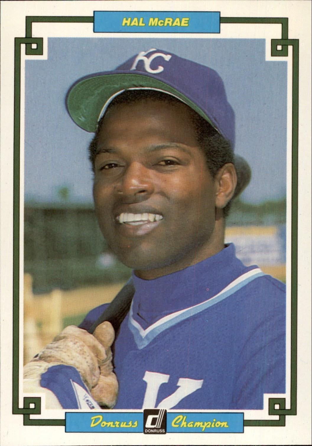 Baseball Card Pack A Day 1984 Donruss Baseball Champions