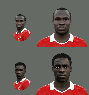PES 2016 Al Ahly Mini Facepack by Elmodamer