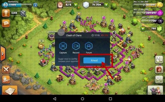 download game xmod apk