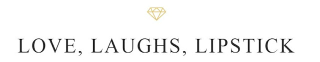 Lovelaughslipstick blog - a fashion health beauty and lifestyle blogger