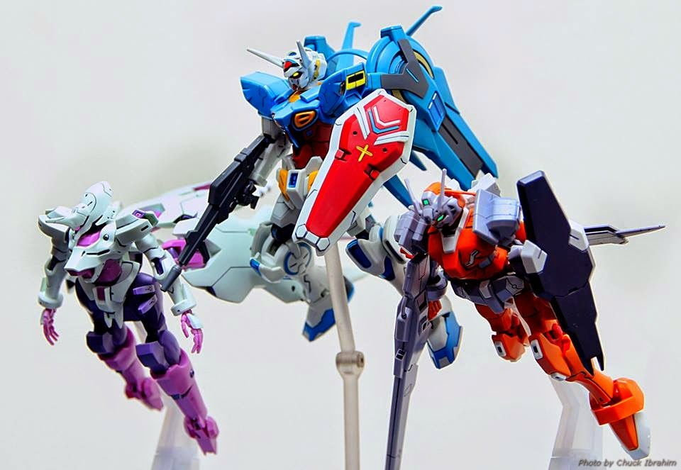 gundam reconguista in G bandai sunrise