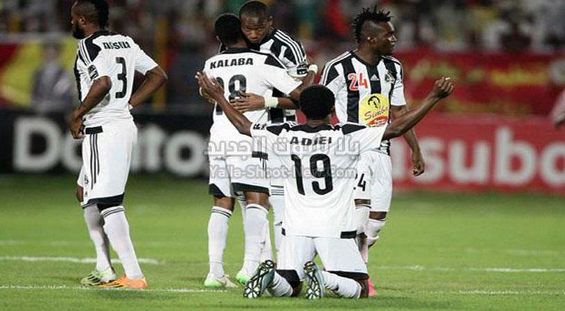مازيمبي يقلب الطاولة على فريق بريميرو دي اوجوستو وفوز عليه في الجولة الرابعه من دوري أبطال أفريقيا