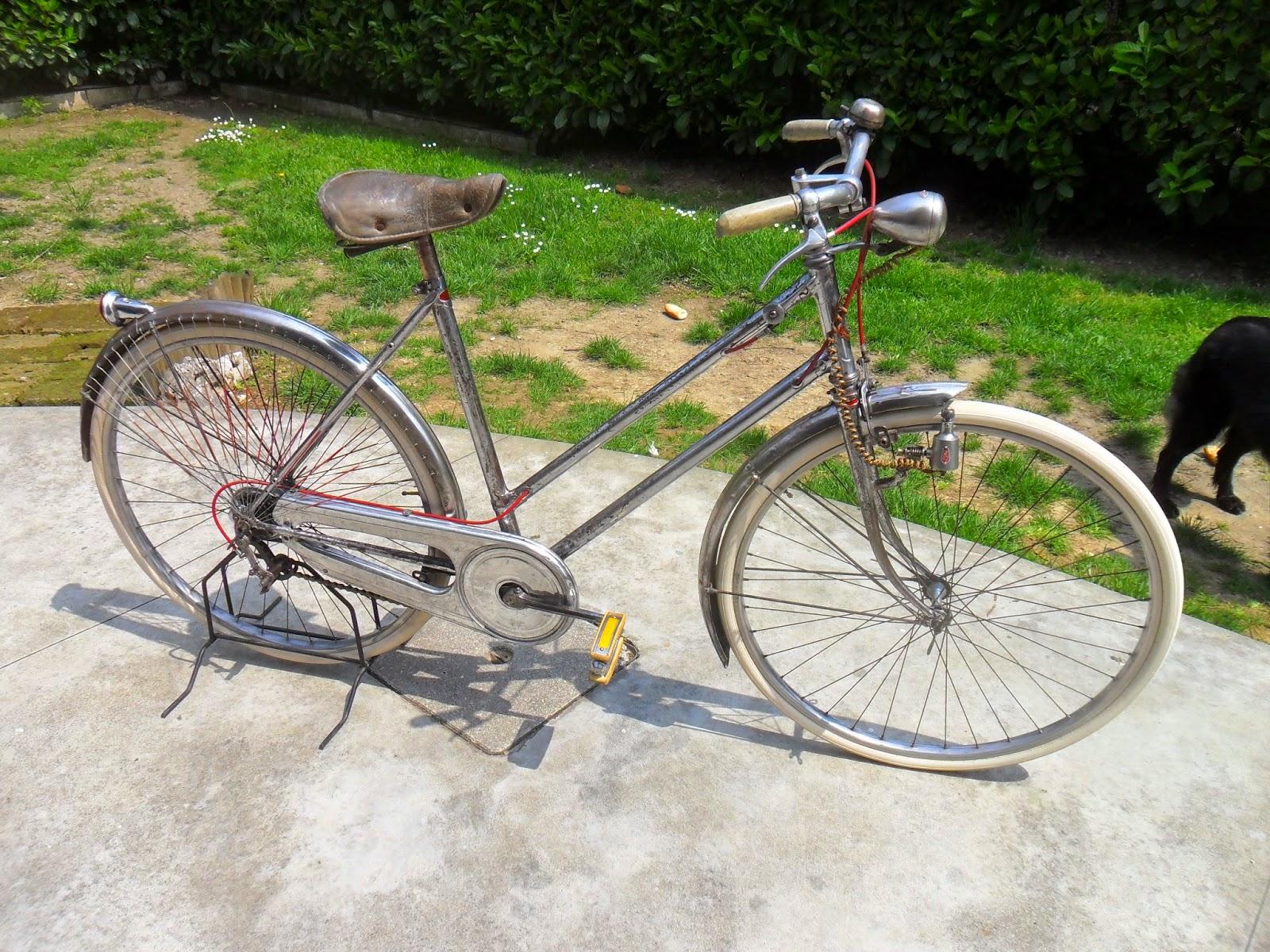 Biciclette Epoca By Vallo64 Fb Donna Anni 40 50 F Bertini