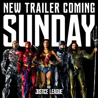 Justice League New Trailer Sunday Banner