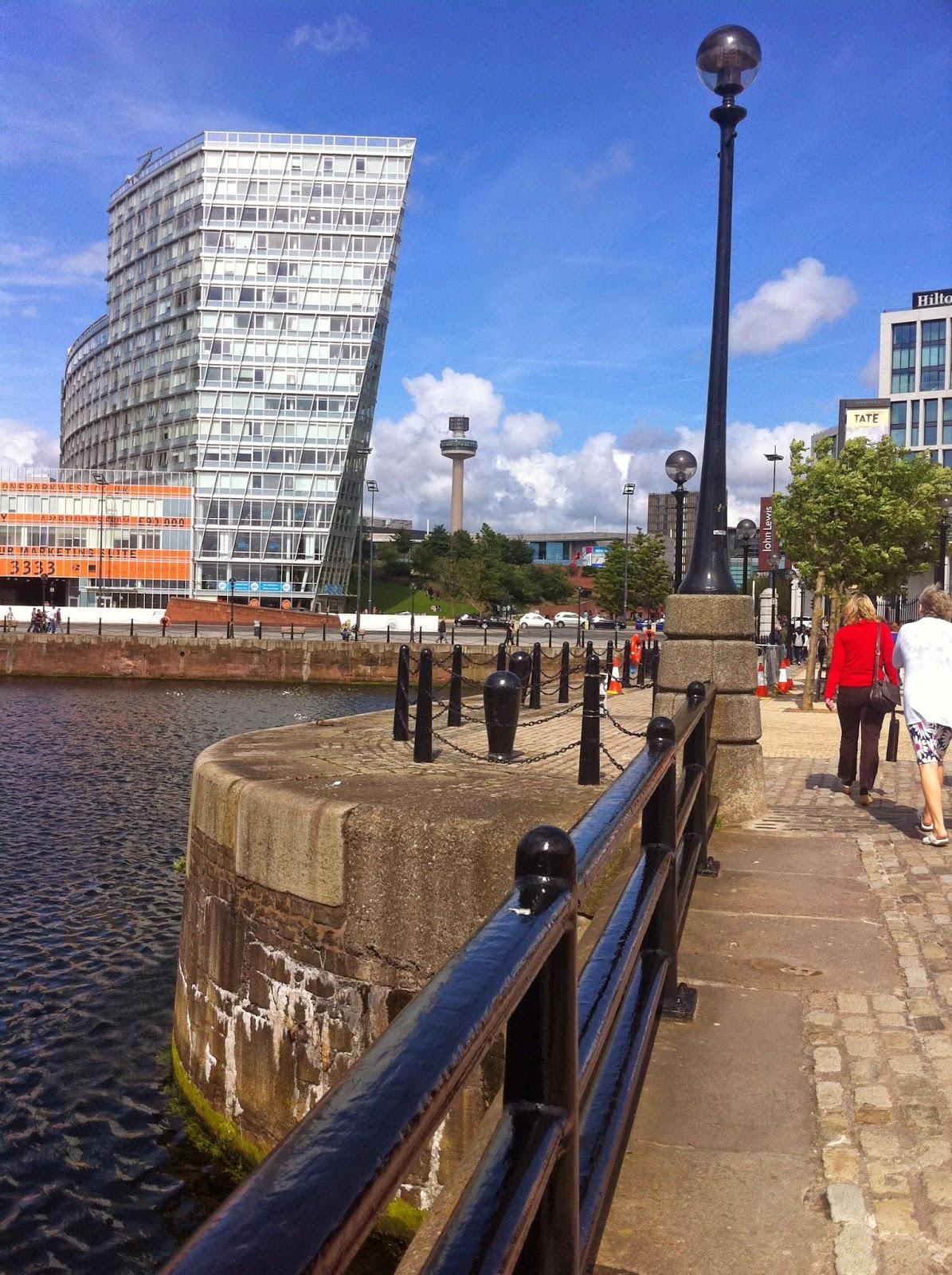 Albert Dock Liverpool, England