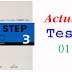 Listening Big Step TOEIC 3 - Actual Test 01