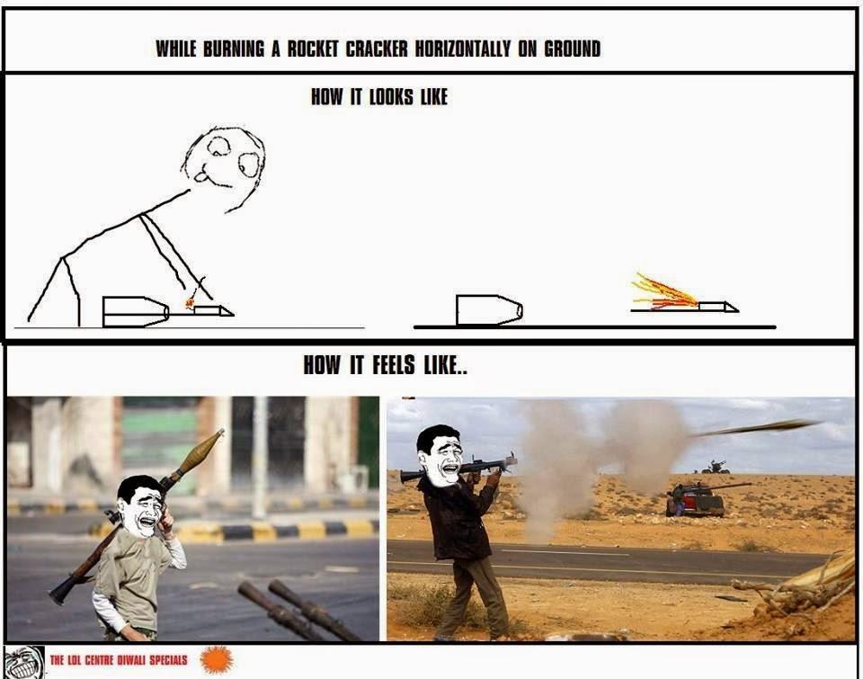 Happy Diwali Funny SMS Diwali double meaning Jokes Memes