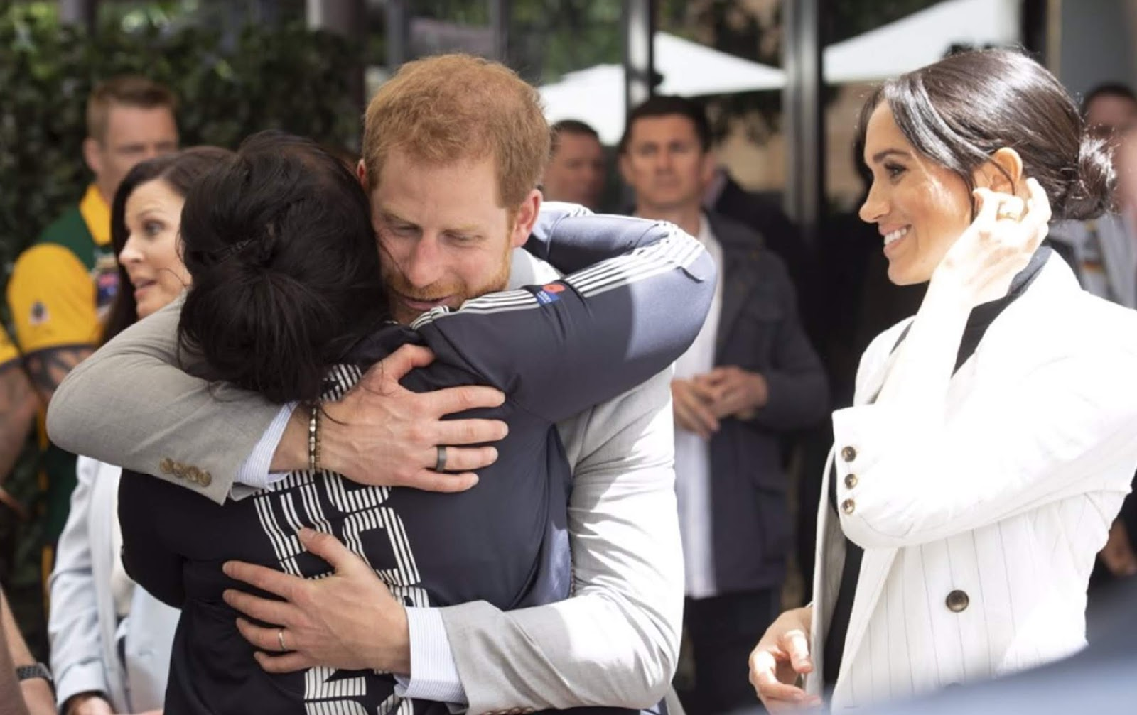 PRINCE HARRY, MEGHAN MARKLE 2