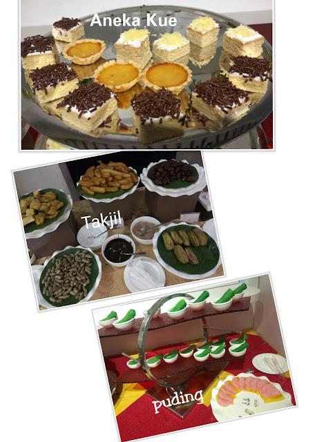 menu ramadan Vanilla Hotel