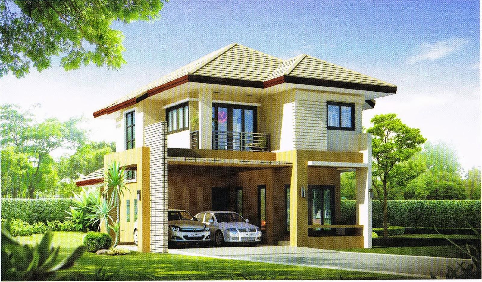 Rumah Minimalis 2 Lantai Di Palembang   Expo Desain Rumah
