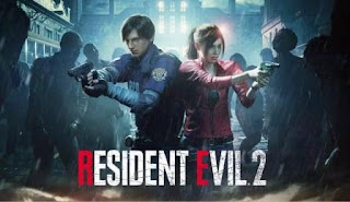Resident Evil 2 Mobile Apk+Data