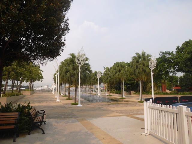 tempat menarik di Sentosa Island Singapore